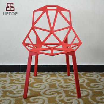 Muebles De Exterior Moderno Diseño Ergonómico Vip Silla De Plástico ...