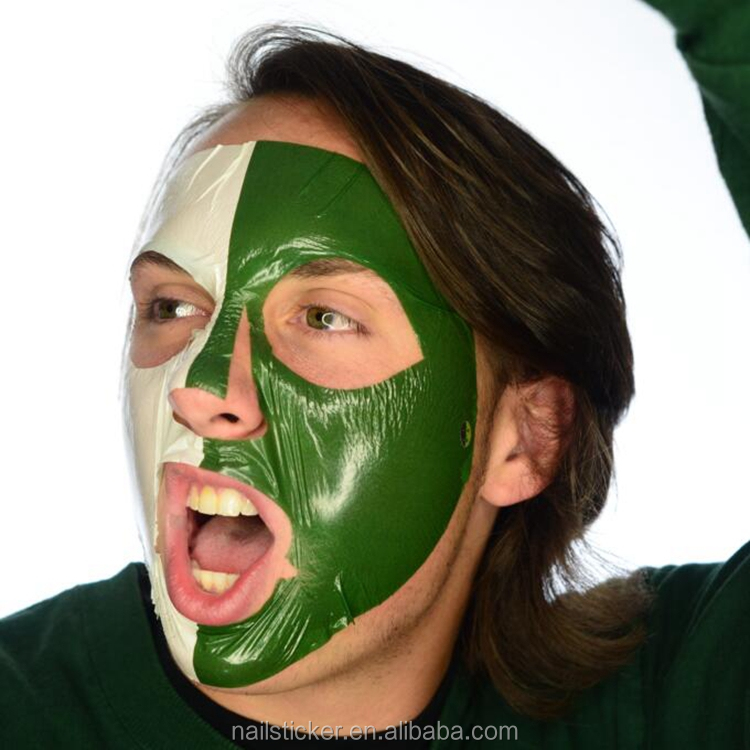 Non-toxic and eco-fridenly face mask sticker