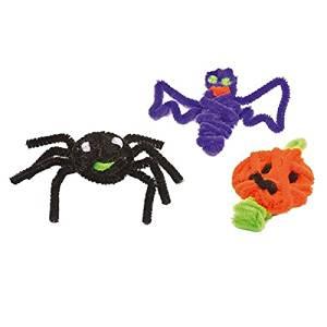 100pcs/set Children's Educational Toys DIY Toys Materials Plush Stick Handmade Art Toys