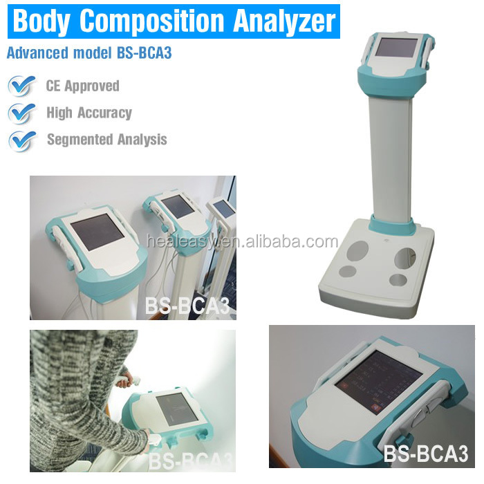 Simple innovative products body fat body composition analyzer
