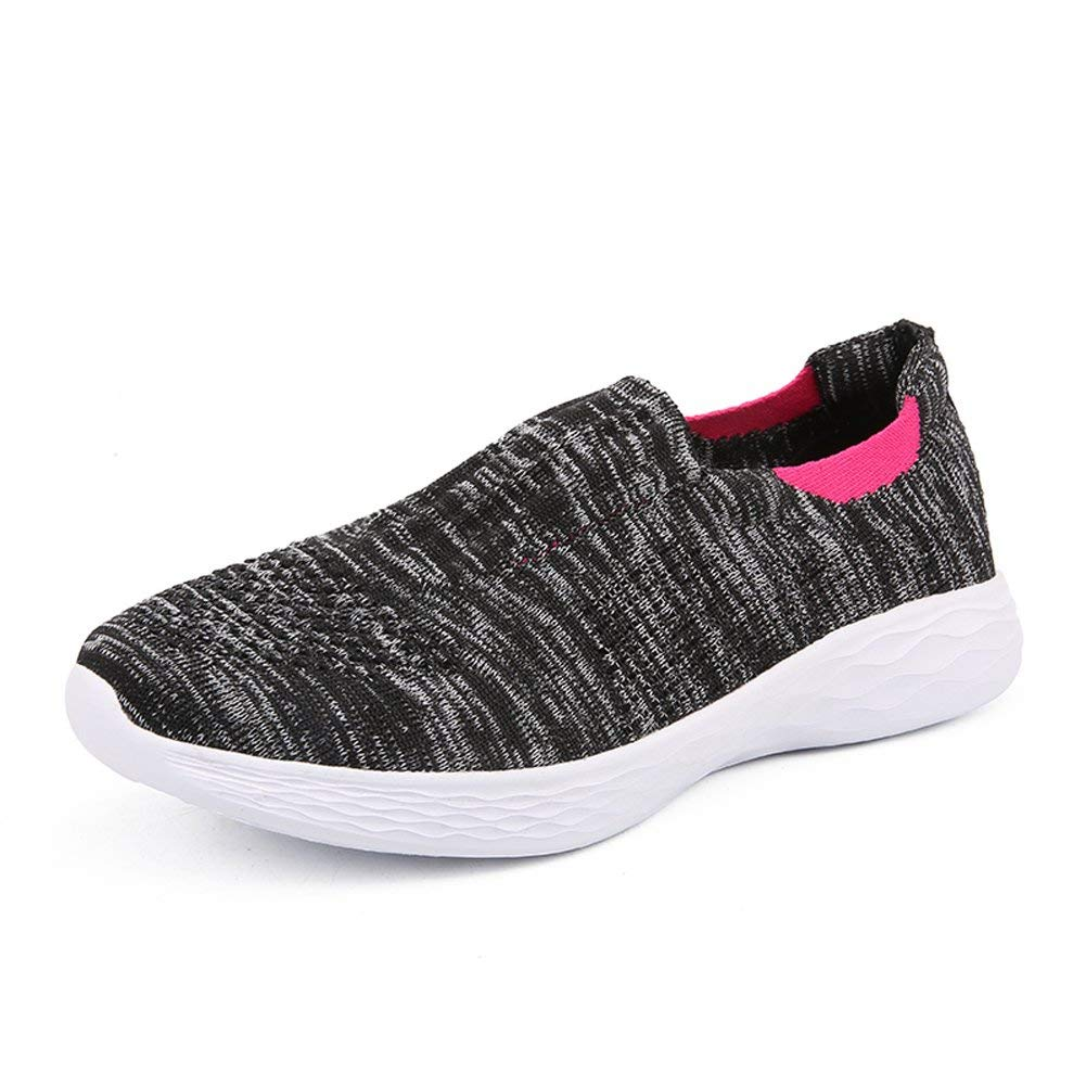 Women's Walking Shoes Comfortable Fashion Sneakers Breathable Athletic Mesh Running Gym Shoes