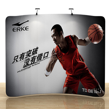 Fabric Exhibition Stand Game : China portable standard aluminum watches exhibition booth display