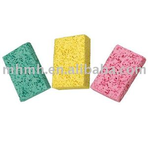 PVA Car Cleaning Washing Chamois Absorbent Sponge