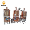 professional 2-3 bbl electric brewing system using in the home, bar, hotel and restaurant beer