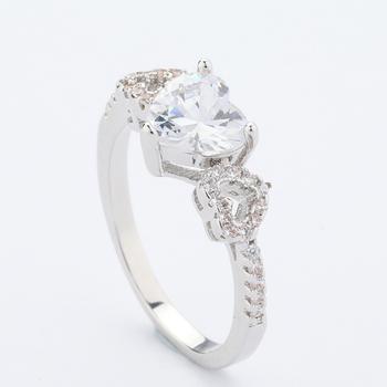 Love Symbol Diamond Heart Wedding Ring Buy Heart Ringlove Symbol