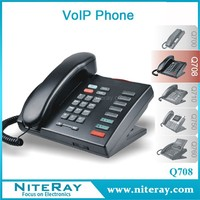 2 lines pabx telephone system with do not disturb & auto answer
