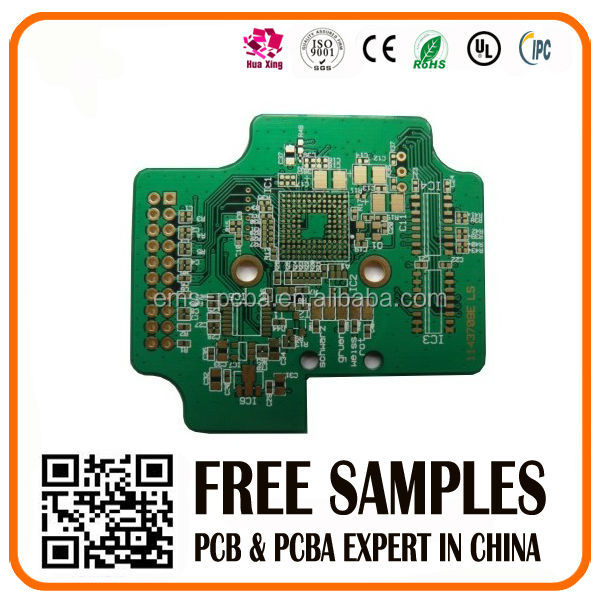 FR 4 PCB board manufacture by Shenzhen pcb supplier