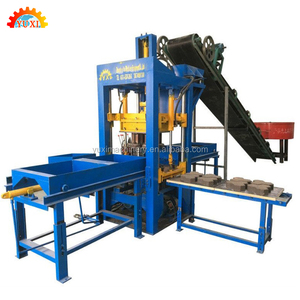 QT3-15 Small Cement Brick Machine/Concrete Block Making Machine Price In China