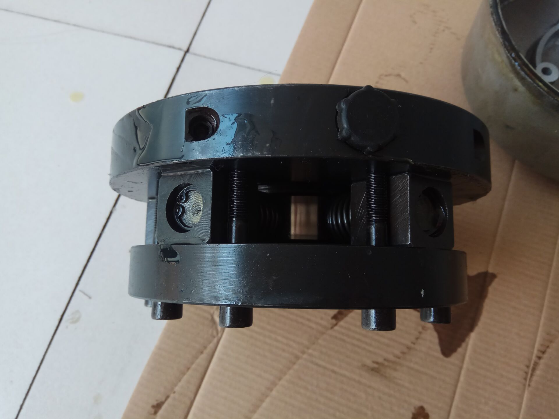 Chinese famous brand ultra high pressure RK radial piston pump for sale