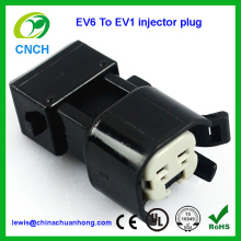 EV6 & EV14 Female to EV1 Male Fuel Injector Connectors Adapters without Wire