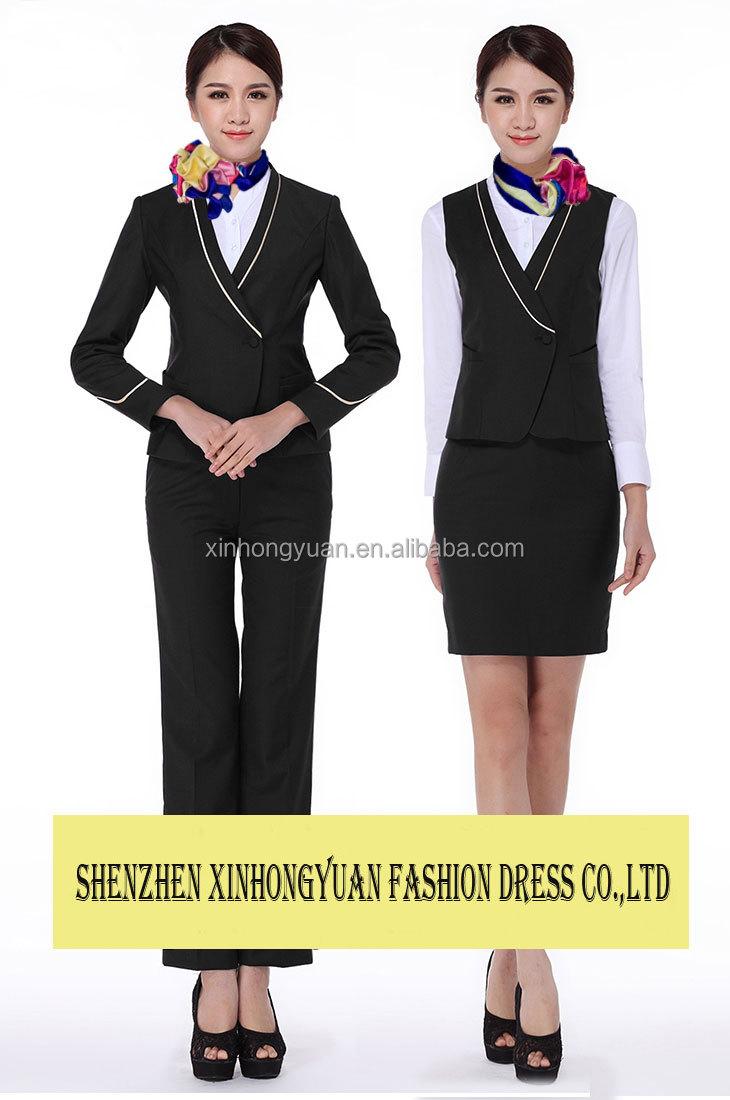 Air china air hostess outfits buy china southern for Uniform spa manager