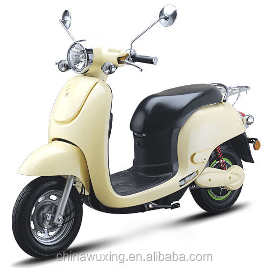 2 wheel electric vespa scooter for adult