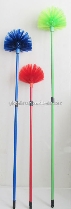 HQ9711 roof ceiling broom long handle ceiling brush for Indian market & Hq9711 Roof Ceiling Broom Long Handle Ceiling Brush For Indian ... memphite.com