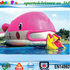 hot sale water slide,inflatable slide for adults,commercial whale water entertainment