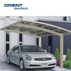 aluminum frame garage cover portable car shelter for personal parking