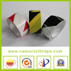 safety warning sign tape/safety warning adhesive tape/safety sign adhesive tape