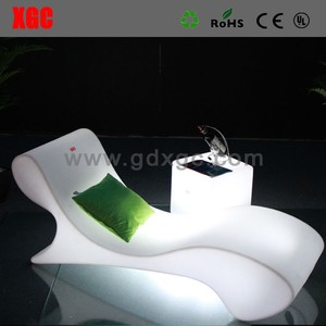 lounge chairs lighting beside sunbed lounge chair GF116