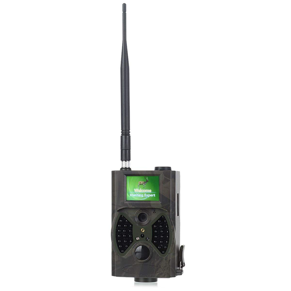 OLSUS Security Camera - Camouflage Waterproof Night Vision Camera Hunting Trail Camera