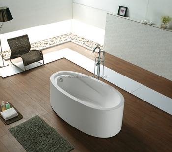 K 511 Indoor Bathroom Bathtub Acrylic Freestanding Soaking White