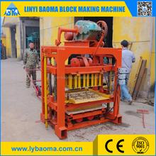 QT4-40 Linyi concrete block production line