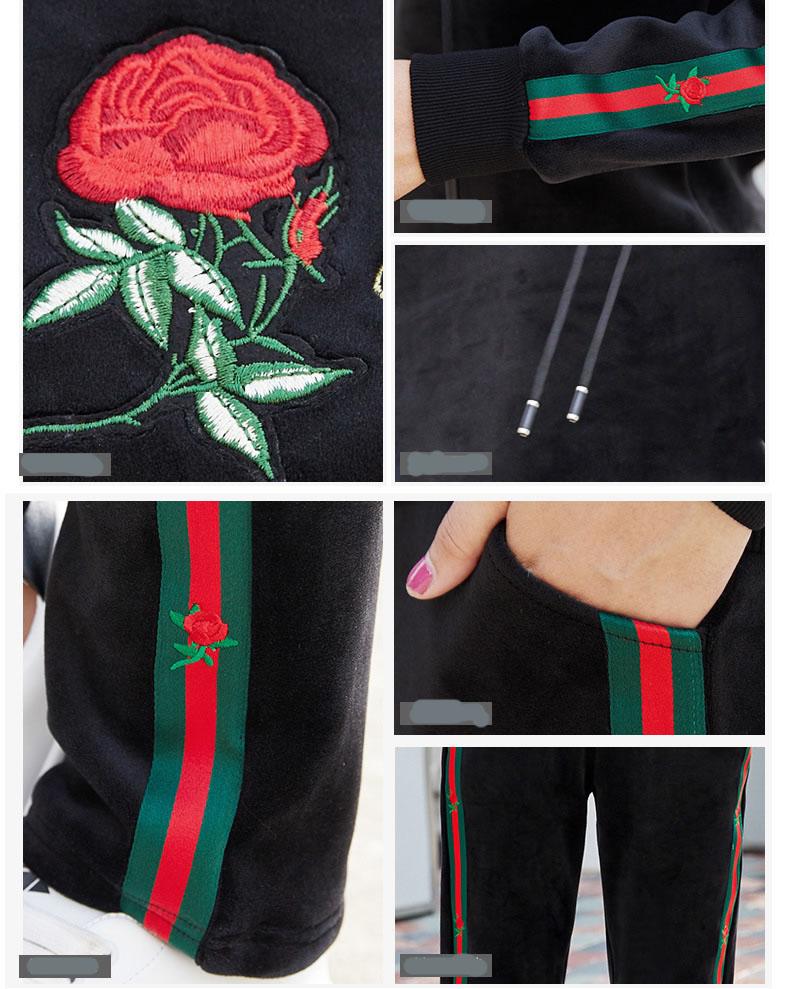 c9141e195ffb Оптовая продажа новейший дизайн на заказ модный спортивный женский  спортивный костюм без имени двухсторонний Бархатный спортивный