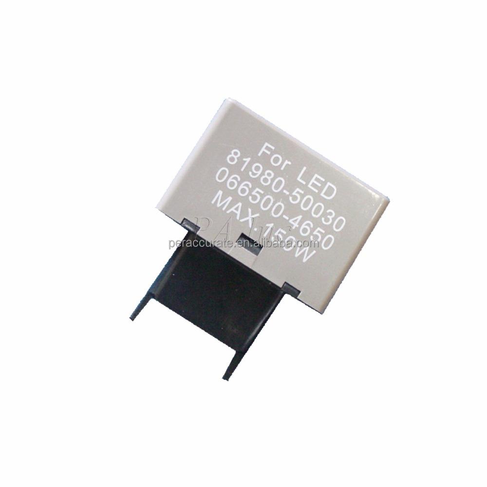 Flasher Relay Blinker Relais Blink Llicht Turn Signal für Toyota 81980-50030