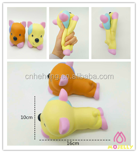 Kawaii squishy slow rising soft Puppy dog aisa NO.1 hottest toy
