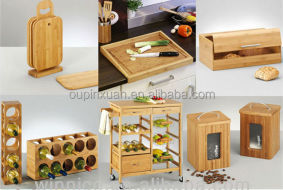 Hand Made Bamboo Pen Holder,Office Multifunctional Stationery ...