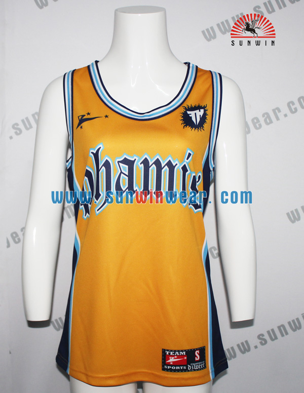 sexy basketball jersey for women