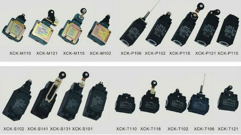 Xck J121 Safety Switch Limit Switch For Tower Crane Buy