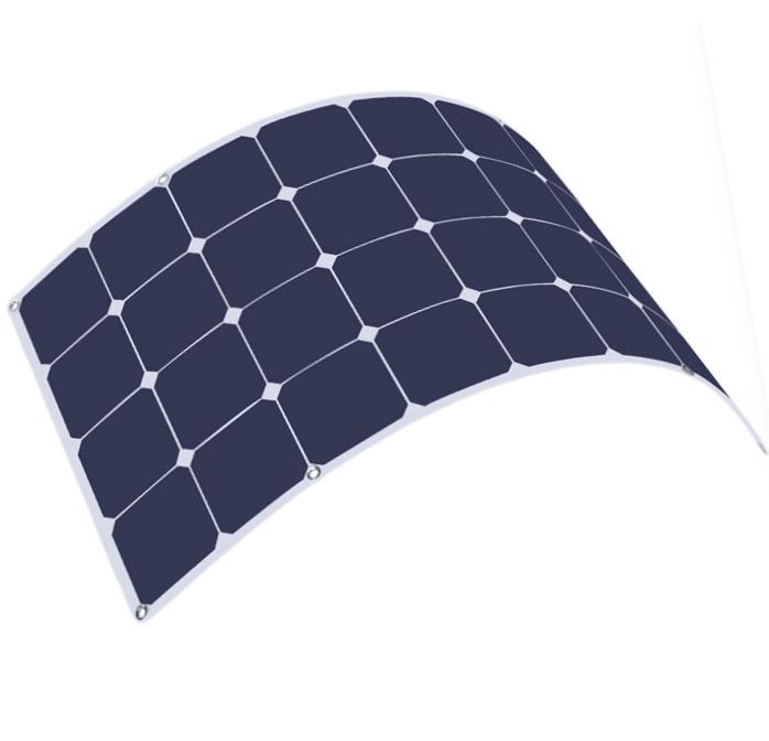 Водонепроницаемый 100w 200w прозрачные тонкие морской sunpower ЭТФЭ semi Гибкая солнечная батарея по оптовочной ценеоп