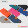 Fashion Style Goospery Mercury Leather Case for Samsung Galaxy S4 Flip Cover