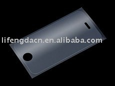 Professional protection!! mirror screen protector film