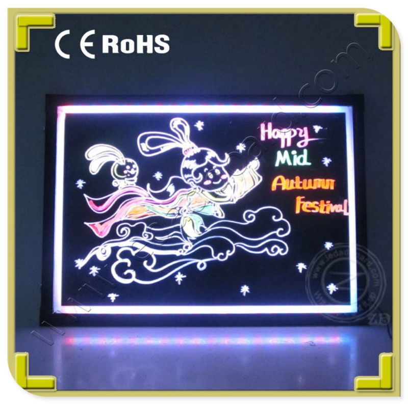 (ZDT5) Best-seller on e-bay Led Light Display Advertising Board