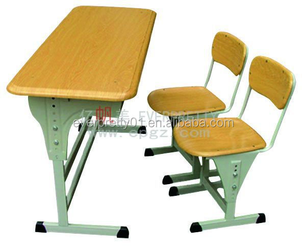 Cool Cheap School Furniture 3 Person Student Desk And Chair High Largest Home Design Picture Inspirations Pitcheantrous