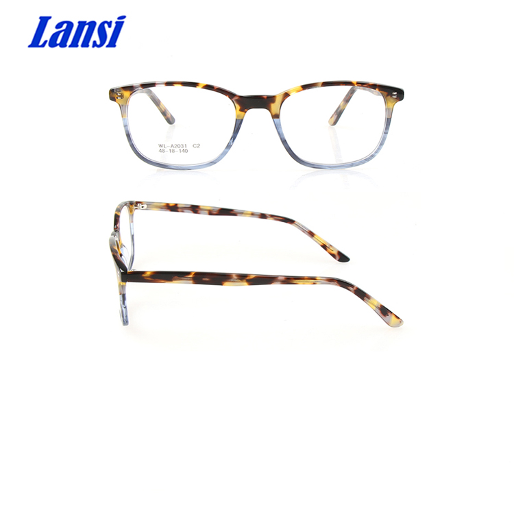 805410e5b2c4 Wholesale Cheap Unisex Laminate Acetate Optics Reading Glasses Frame ...