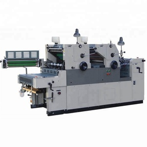 1019 new condition and single color newspaper offset printing machine price