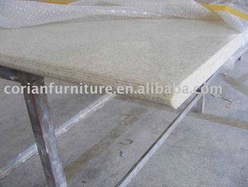 Countertop Edge Materials : Material With Designed Edge - Buy Solid Surface Material Countertop ...