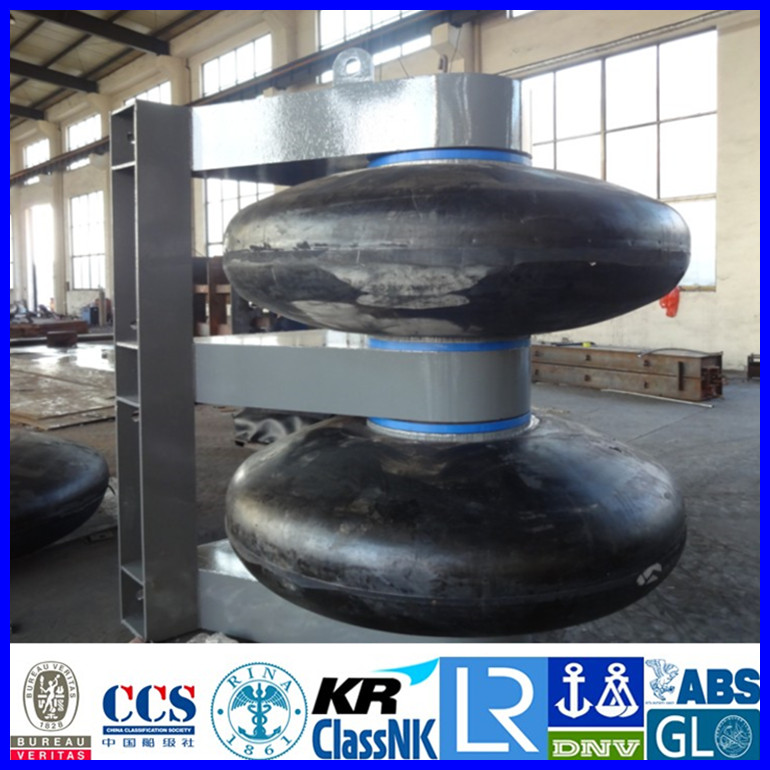 Great Roller Marine rubber fender for wharf