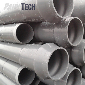 Large Diameter PVC UPVC Plastic Water Pipes