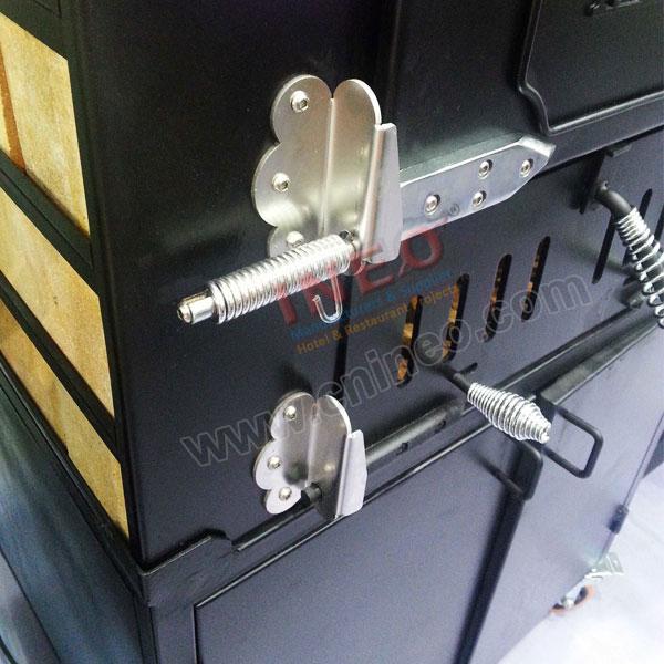 outdoor gas kommerziellen backofen f r pizza pizzaofen. Black Bedroom Furniture Sets. Home Design Ideas