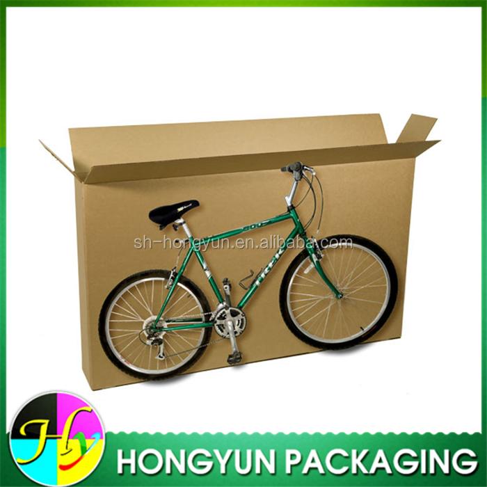 Custom Large Paper Storage Box For Road Bike,24 Inch Bike Box ...