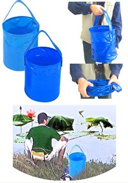 Plastic Fishing Bag