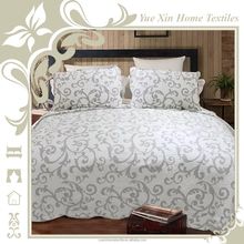 Fashion microfiber ultrasonic quilt and pillowcover have wadding
