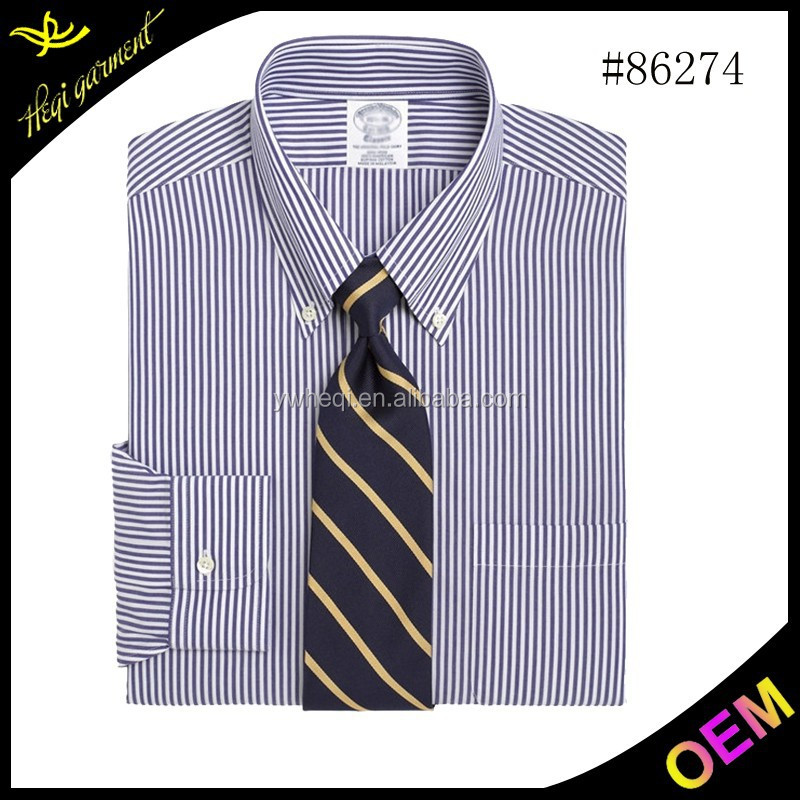 Top selling men european dress shirts for wholesale with cheap price