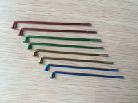 colorful short bicycle spokes with good quality HX-008