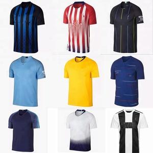 b5a2564ad2c98 New 2017/18 Thai Quality football shirt club soccer jersey Customized blank  soccer