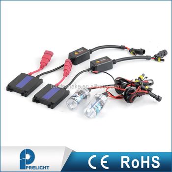 HID Xenon Conversion Kit Car Lighting with DC Ballast