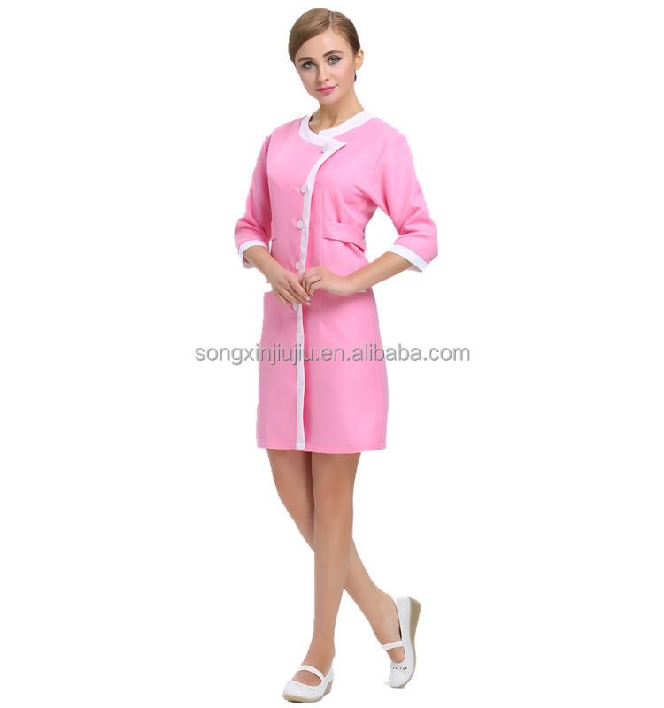 2015 china women beauty salon uniform thai spa uniform for for Uniform thai spa