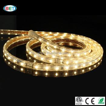 Cuttable Led Strip Light Waterproof Ip67 Smd5050 110v 120v 220v 230v Dimmable Dmx Control Rgb Flexible
